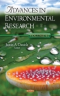 Advances in Environmental Research : Volume 61 - Book