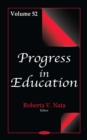 Progress in Education. Volume 52 - eBook