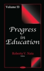 Progress in Education. Volume 53 - eBook