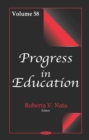 Progress in Education. Volume 58 - eBook