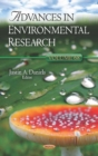 Advances in Environmental Research : Volume 68 - Book