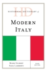 Historical Dictionary of Modern Italy - Book