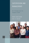 Supervision and Management : An Introduction for Support Staff - Book