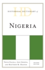 Historical Dictionary of Nigeria - Book