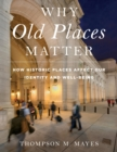 Why Old Places Matter : How Historic Places Affect Our Identity and Well-Being - eBook
