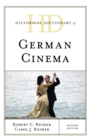 Historical Dictionary of German Cinema - Book