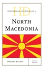 Historical Dictionary of North Macedonia - eBook