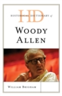 Historical Dictionary of Woody Allen - eBook