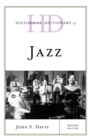 Historical Dictionary of Jazz - Book