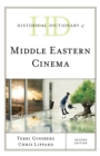 Historical Dictionary of Middle Eastern Cinema - Book