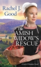 The Amish Widow's Rescue - Book