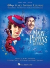 Mary Poppins Returns : Music from the Motion Picture Soundtrack - Book