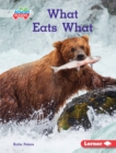 What Eats What - eBook
