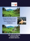 Erosion and Sediment Control for Reservoir Sedimentation from Agricultural Activities in Highlands - Book