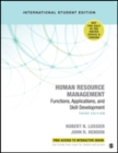 Human Resource Management : Functions, Applications, and Skill Development - Book
