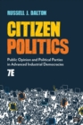 Citizen Politics : Public Opinion and Political Parties in Advanced Industrial Democracies - eBook