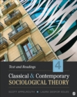 Classical and Contemporary Sociological Theory : Text and Readings - eBook