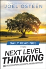 Daily Readings from Next Level Thinking : 90 Devotions for a Successful and Abundant Life - eBook