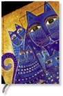 Smythe Sewn Fantastic FelinesMediterranean Cats Lined Mini Wrap - Book