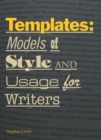 Templates : A Guide to Writing Sentences - Book