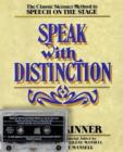 Speak with Distinction - Book