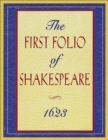 The First Folio of Shakespeare 1623 - Book