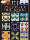 300 Paper-Pieced Quilt Blocks : With Free CD - Book