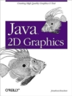 Java 2D Graphics - Book