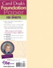 Carol Doak's Foundation Paper - Book