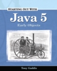 Starting Out with Java 5 - Book