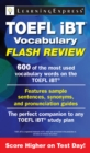 TOEFL iBT Vocabulary Flash Review - Book