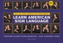 Learn American Sign Language : All-In-One Course for Beginners - Book