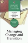 Managing Change and Transition - Book