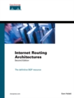 Internet Routing Architectures - Book