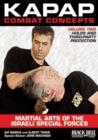 Kapap Combat Concepts: Martial Arts of the Israeli Special Forces : Volume Two: Holds and Third-Party Protection - Book