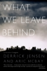 What We Leave Behind - Book