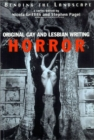 Bending The Landscape: Horror : Original Gay and Lesbian Writing - Book