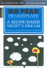 A Midsummer Night's Dream (No Fear Shakespeare) - Book