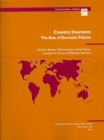 Country Insurance : The Role of Domestic Policies - Book