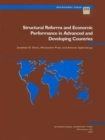 Structural Reforms and Economic Performance in Advance and Developing Countries - Book