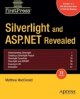 Silverlight and ASP.NET Revealed - Book