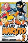 Naruto, Vol. 2 - Book