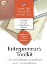 Entrepreneur's Toolkit : Tools and Techniques to Launch and Grow Your New Business - Book