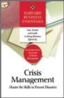 Crisis Management : Master the Skills to Prevent Disasters - Book