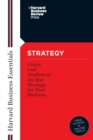 Strategy : Create and Implement the Best Strategy for Your Business - Book