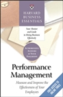 Performance Management : Measure and Improve The Effectiveness of Your Employees - Book