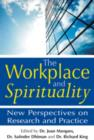 Workplace and Spirituality : New Perspectives on Research and Practice - Book