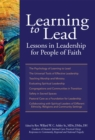 Learning to Lead : Lessons in Leadership for People of Faith - eBook