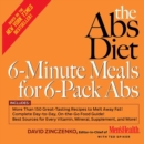 The Abs Diet 6-Minute Meals For 6-Pack Abs - Book