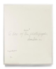 Diane Arbus: A Box of Ten Photographs - Book